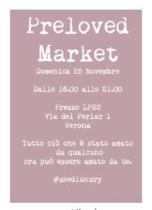 Preloved market verona